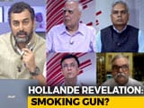 Video: Hollande's Rafale Revelation: BJP's Bofors Moment?