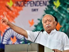 "Mohan Bhagwat For Dialogue On Quota, Says ""Need Atmosphere Of Harmony"""