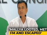 Video : <i>Jab We Met</i> 2 Playing Now, Says Congress In Dig At BJP Over Vijay Mallya