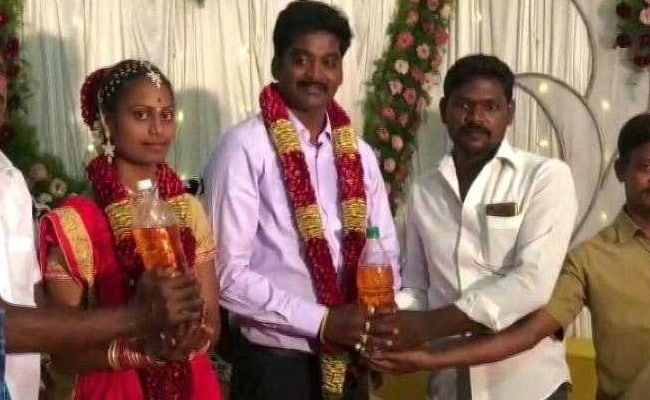 From Friends, A Unique Wedding Gift For Tamil Nadu Groom