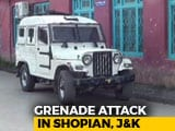 Video : Policeman Dies In Terrorist Attack At Police Station In Kashmir's Shopian