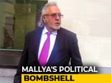 "Video : ""No One Tipped Me Off To Run"": Vijay Mallya"