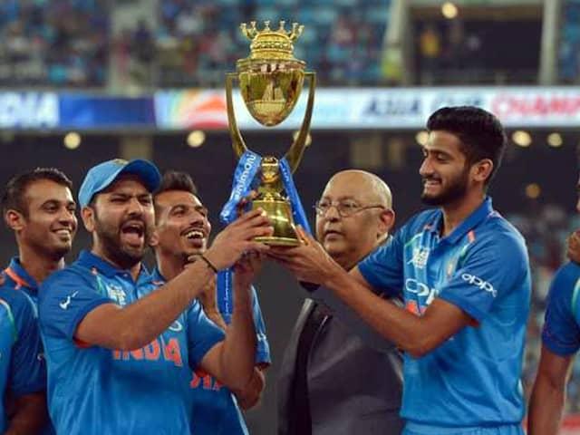Asia Cup 2018: Captain Rohit Sharma Says Team Indias Performance Made Him Look Good