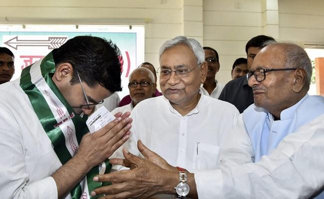 JDU के भीतर प्रशांत किशोर की नाराजगी के सवाल पर मुख्यमंत्री नीतीश कुमार ने कही यह बात...