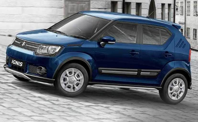The Limited Edition adds accessories worth Rs. 45,000 on the Maruti Suzuki Ignis