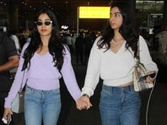 Priyanka Chopra And Janhvi Kapoor: Your Travel Style Inspiration