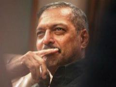 "Minister Supports Nana Patekar, Calls Him An ""Illustrious Person"""