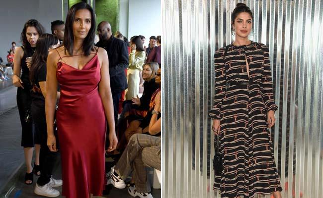 Priyanka Chopra To Padma Lakshmi, 9 Stylish Celebs At New York Fashion Week 2018
