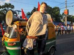 BJP, Trinamool In War Of Words A Day Before 12-Hour West Bengal Bandh