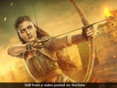<i>Thugs Of Hindostan</i> Motion Poster: Aamir Khan Issues A Warning About 'Warrior Thug' Zafira - Fatima Sana Shaikh