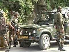 Suspected Terrorists Open Fire Near Police Post On Jammu-Srinagar Highway