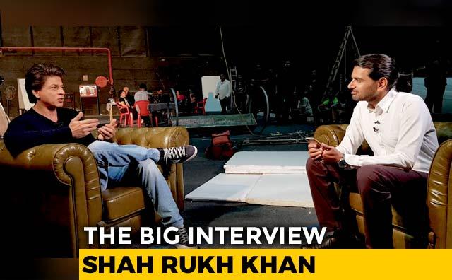 Video : The Big Interview: Shah Rukh Khan