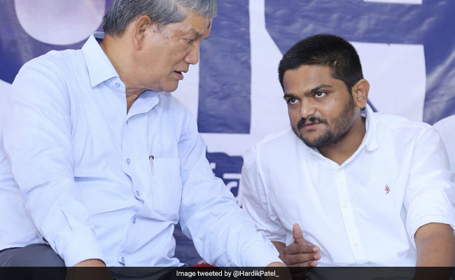 Hardik Patel Breaks Fast, Says Won't Oblige Enemies By Dying