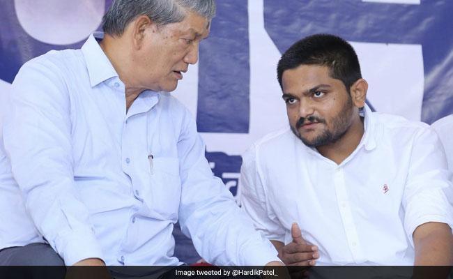 Hardik Patel Breaks Fast, Says Won't Oblige Enemies By Dying