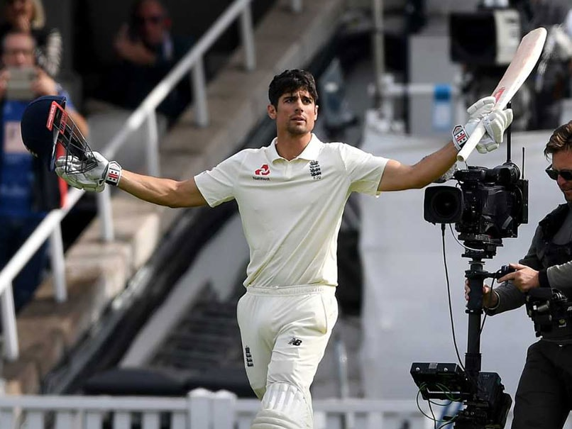 "IND vs ENG 5th test: Alastair cook made ""several records"", but couldn"