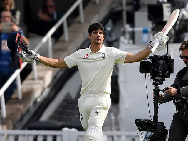 "IND vs ENG 5th test: Alastair cook made ""several records"", but couldnt beat the Sunil Gavaskar"