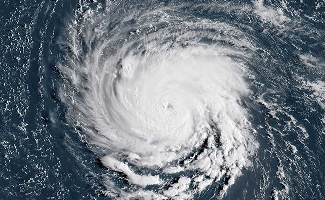 Over A Million Ordered To Evacuate As Hurricane Florence Stalks US Coast