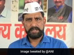 रेवाड़ी गैंगरेप की निंदा करते हुए हरियाणा के AAP चीफ नवीन जयहिन्द ने की अपमानजनक टिप्पणी