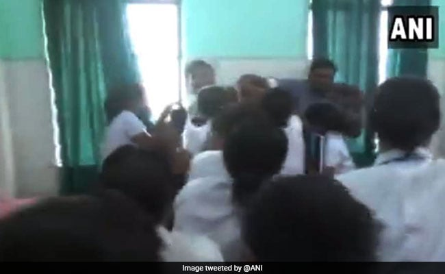 Nurses Beat Up Doctor Accused Of Molestation In Bihar Hospital
