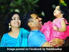 Kerala Musician Balabhaskar, Wife Hurt In Accident; Daughter, 2, Killed