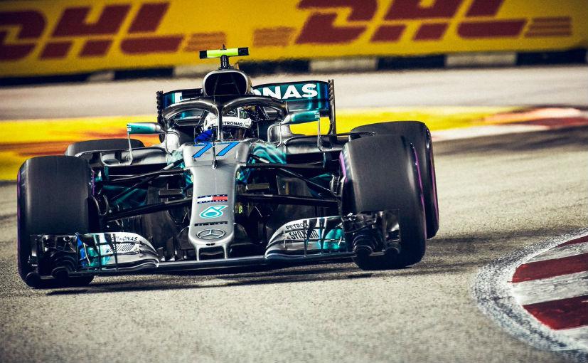 F1: Hamilton Beats Verstappen To Win Singapore GP; Vettel ...