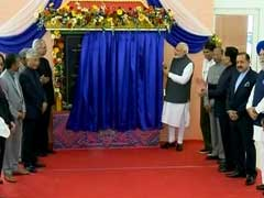 PM Inaugurates Sikkim's First Airport, A Himalayan