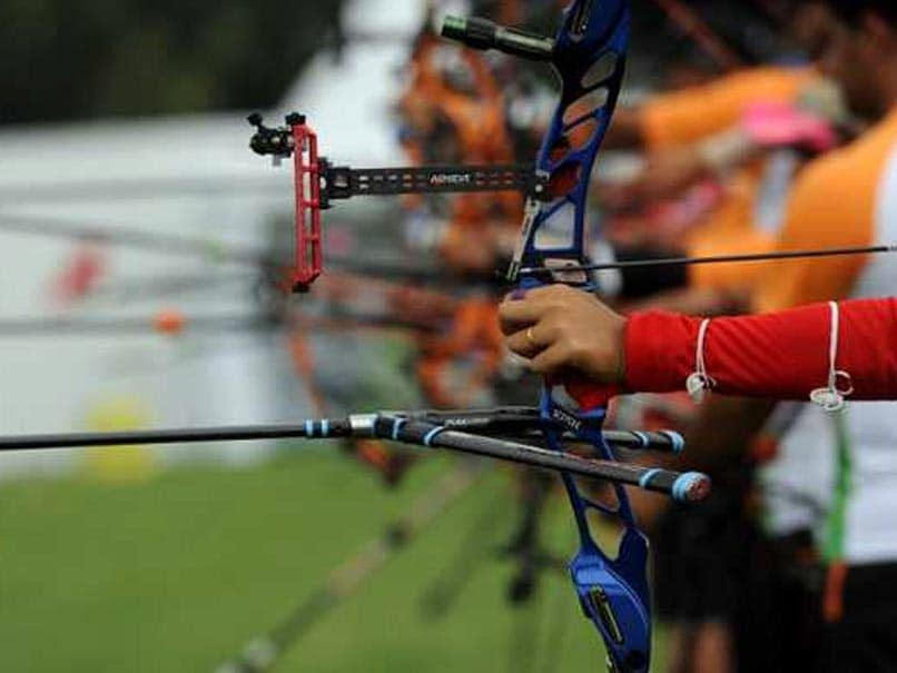 Archery Coach Jiwanjot Teja, Athletic