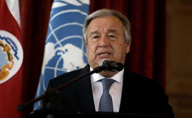 Important To Know Truth: UN Chief Pushes For Probe Of Gulf Tanker Attacks