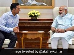 PM Narendra Modi Thanks Akshay Kumar For Birthday Wish On Twitter