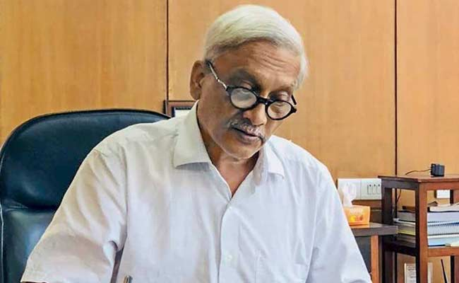 Manohar Parrikar Meeting With Ministers In Delhi A 'Drama': Congress