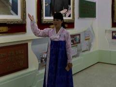 Kim Jong Un's Visits Memorialised In North Korea At Cosmetics Factory