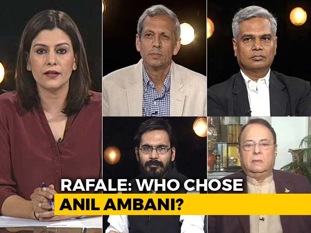 Video : Rafale Row: One Deal, Multiple U-Turns?