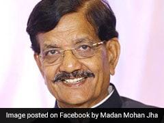 Madan Mohan Jha Appointed As New Bihar Congress President