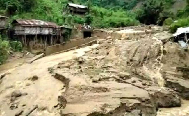 2 Dead, 4 Missing In Flash Floods In Arunachal Pradesh's Itanagar