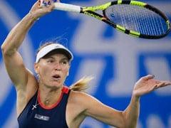 Caroline Wozniacki, Angelique Kerber Ease Through First Round At Wuhan Open