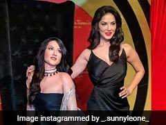 Sunny Leone Unveils Wax Statue In Madame Tussauds Delhi. See Pics