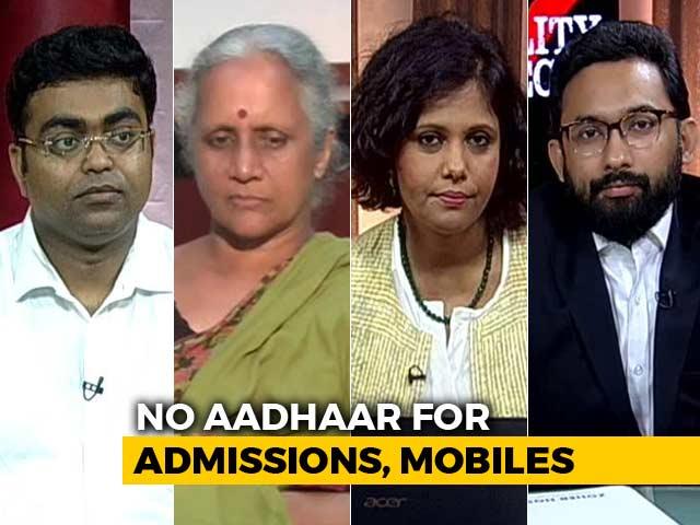 Video : Aadhaar Verdict: Win For Whom?