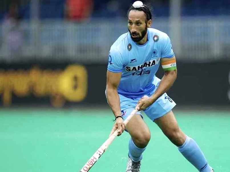 Sardar Singh Announces Retirement From International Hockey
