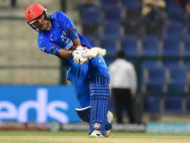 All-round Nabi Powers Afghanistan to Five-wicket Win in Opening T20I