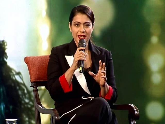 Actor Kajol On What It Means To Be A Good Mother