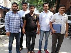 दिल्ली में 23 पिस्तौल के साथ एक शख्स गिरफ्तार