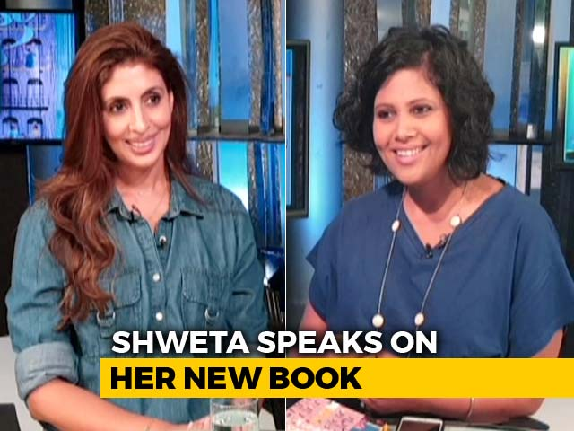 Video : The New Bachchan On The Block: Shweta Bachchan Nanda
