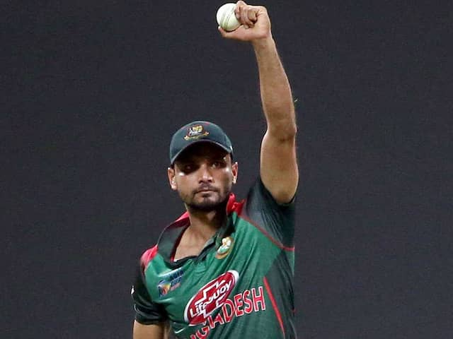 Mashrafe Mortaza says, we needed the improve in all department before the final against India