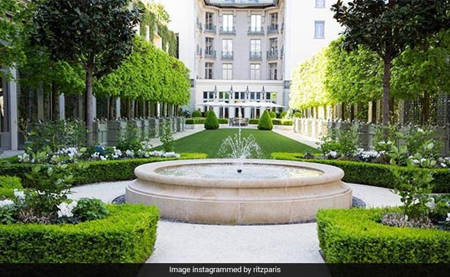 Saudi Princess Says $900,000 Of Jewels Stolen From Ritz In Paris