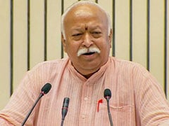 RSS Not Politics, Never Interferes With Government: Mohan Bhagwat