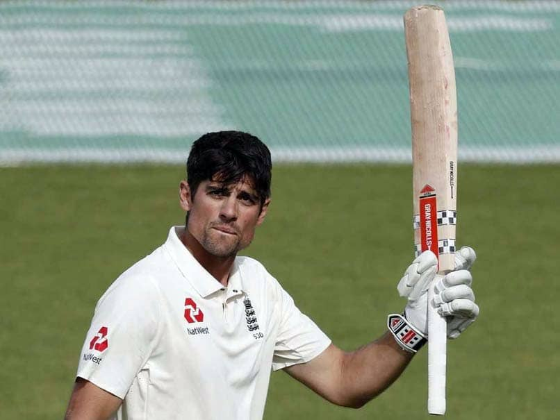 I will thank Jasprit Bumrah for a while for that overthrow: Alastair Cook