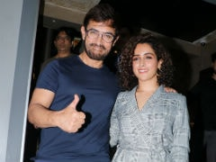 Aamir Khan And Team <i>Dangal</i>'s <i>Dhamakedaar</i> Support For Sanya Malhotra's <i>Pataakha</i>