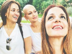 'Stand By You': To Sonali Bendre, With Love From, Best Friends Sussanne Khan, Gayatri Joshi