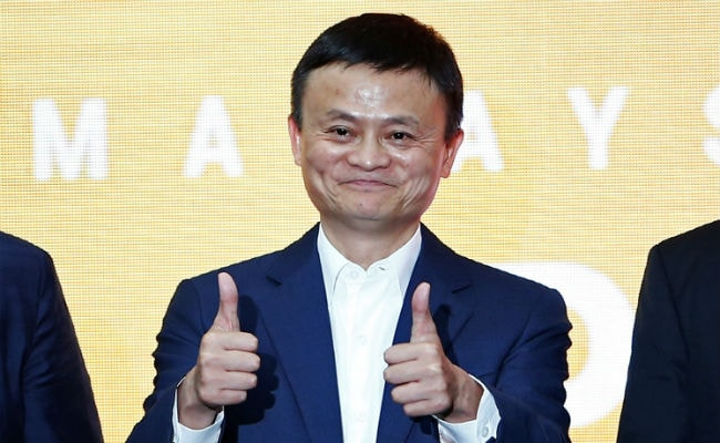 Jack Ma: From English Teacher To One Of The World's Richest Men