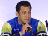 Video: Not Aware Of Tanushree Dutta-Nana Patekar Controversy: Salman Khan